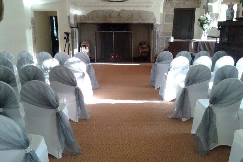 Castle Fraser Ceremony Wedding Venues Scotland