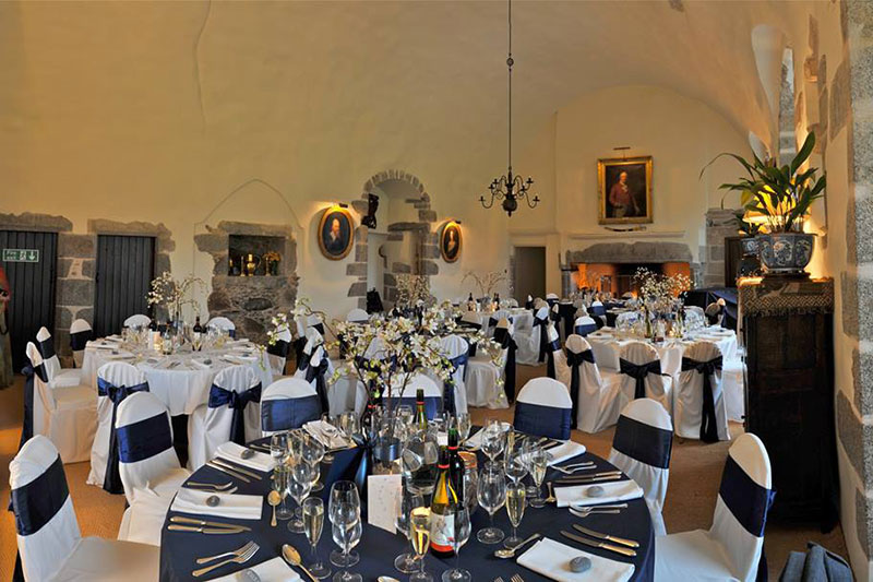 Castle Fraser Wedding Prices Venues Scotland