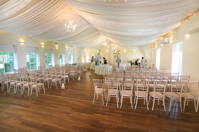 Logie Country House Reception, Wedding Venues Scotland