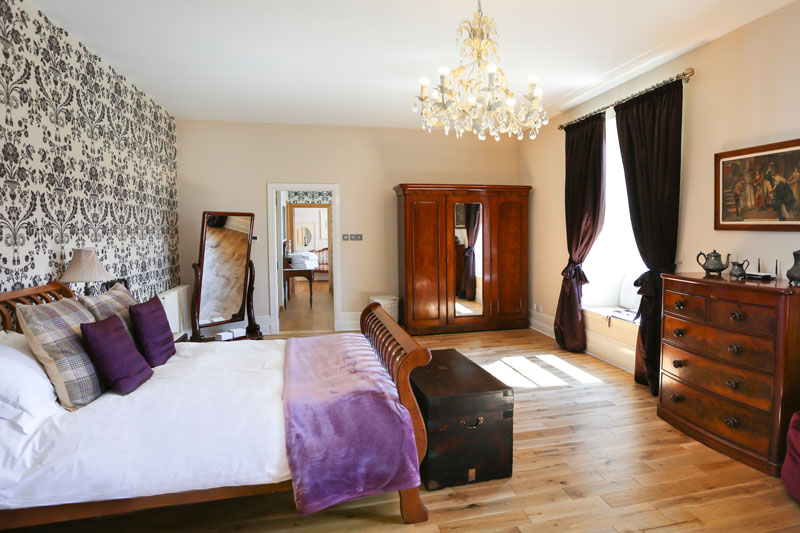 Logie Country House Bridal Suite, Wedding Venues Scotland