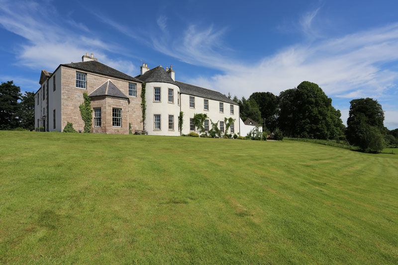 Logie Country House, Wedding Venues Scotland