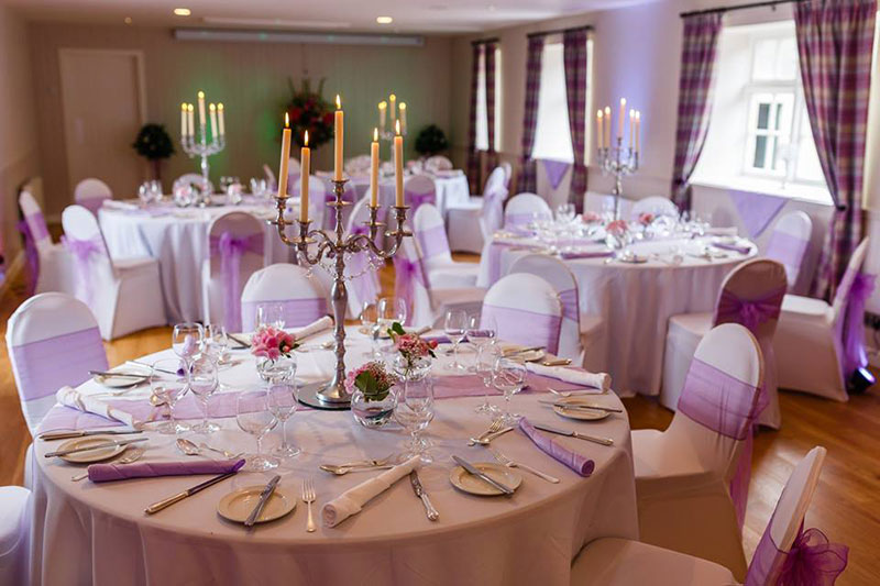 Crathes Castle Catering Wedding Venues Scotland