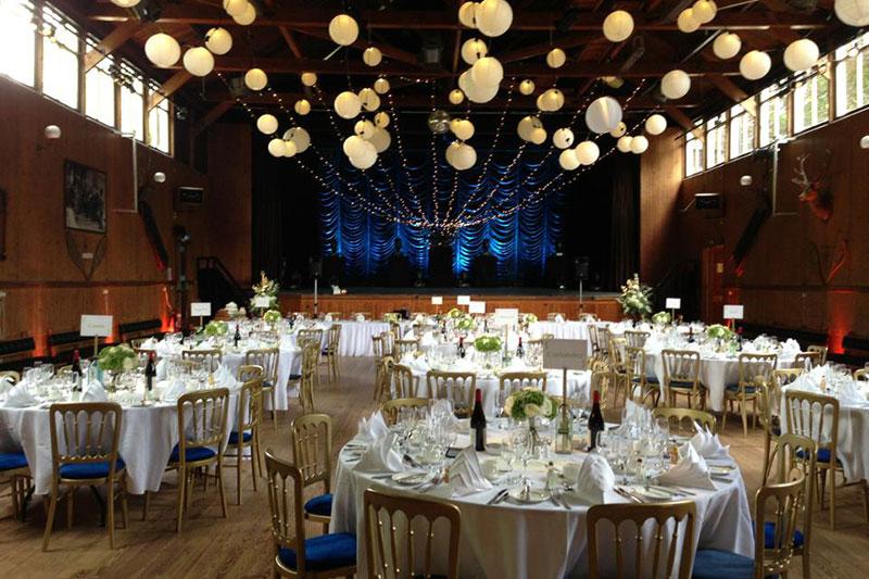 Haddo House Reception Wedding Venues Scotland