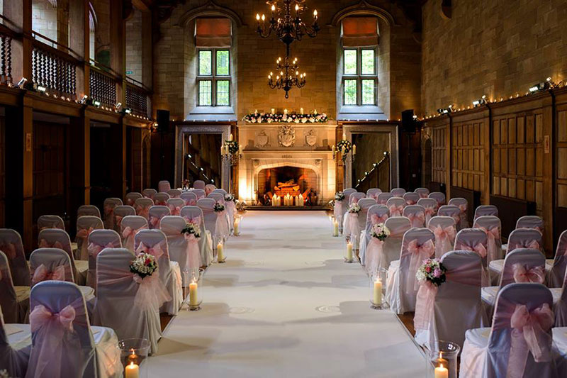 Achnagairn Castle Ceremony, Wedding Venues Scotland