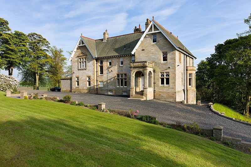 Balmule House 10 Reasons To Choose This Scottish Wedding Venue