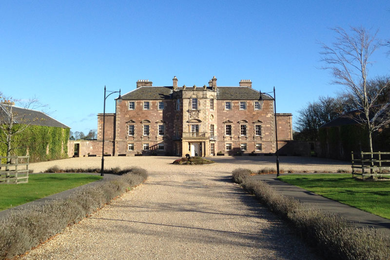 Archerfield House