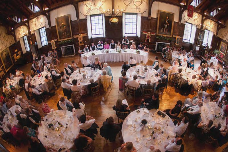 Blair castle 10 reasons to choose this scottish wedding venue blair castle reception wedding venues scotland solutioingenieria Gallery