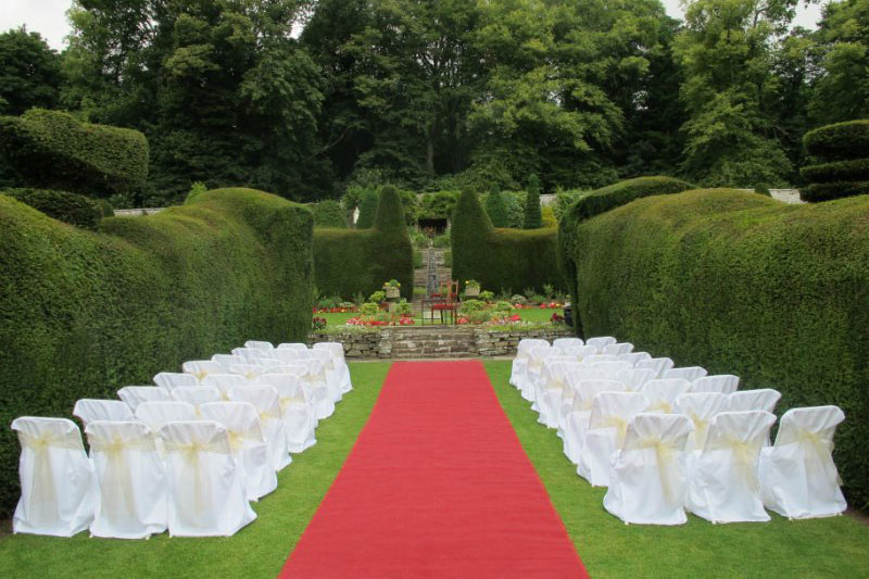 Guthrie Castle Ceremony, Wedding Venues Scotland