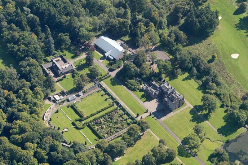 Guthrie Castle Conclusion, Wedding Venues Scotland