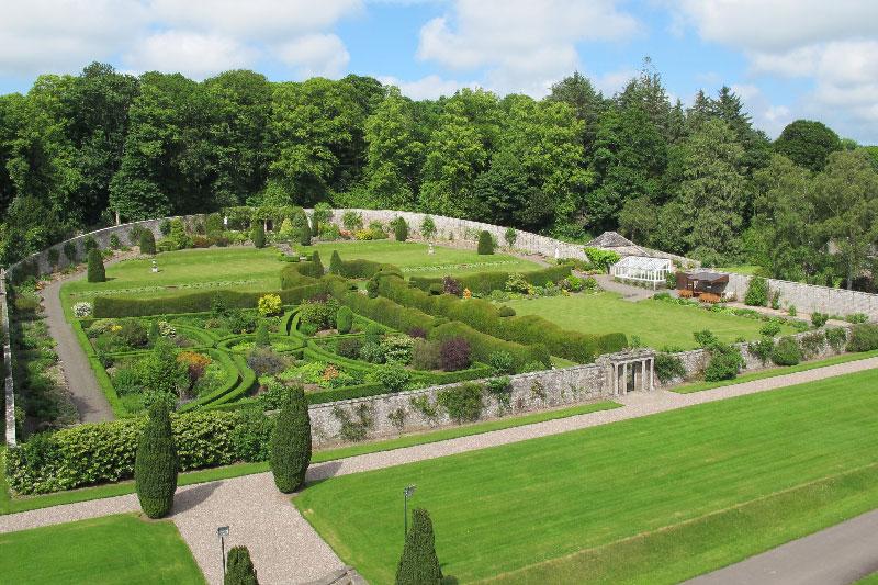 Guthrie Castle Grounds, Wedding Venues Scotland