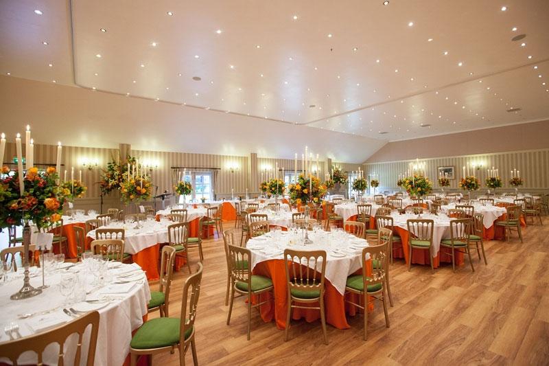 Guthrie Castle Reception, Wedding Venues Scotland