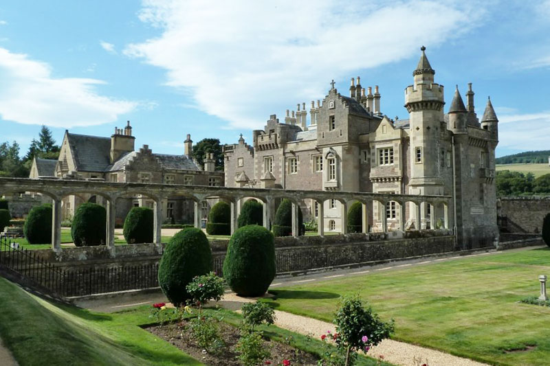 Find And Compare The Best Country House Wedding Venues In Scotland
