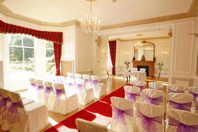 Auchen Castle Ceremony, Wedding Venues Scotland