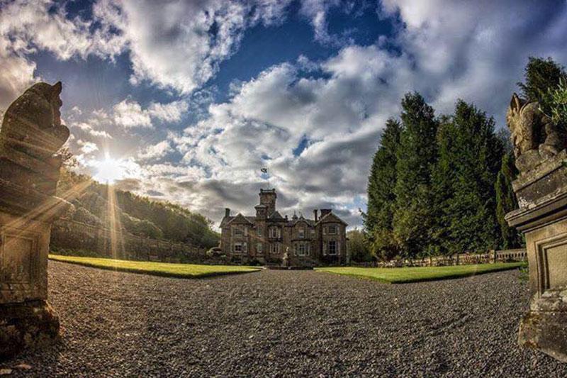 Auchen Castle Conclusion, Wedding Venues Scotland
