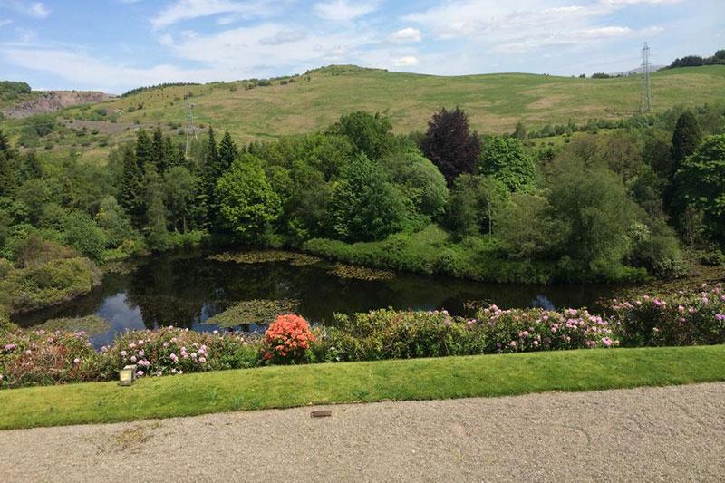 Auchen Castle Grounds, Wedding Venues Scotland