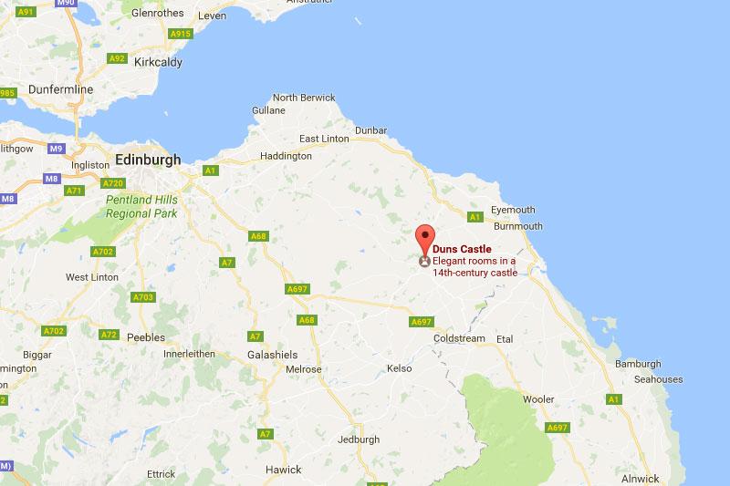 Duns Castle: 10 Reasons To Choose This Scottish Wedding Venue