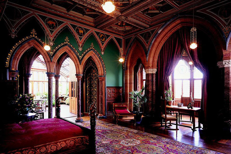 Mount Stuart Accommodation, Wedding Venues Scotland