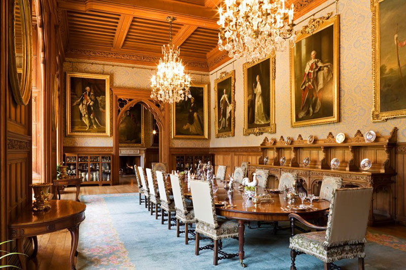 Mount Stuart Catering, Wedding Venues Scotland
