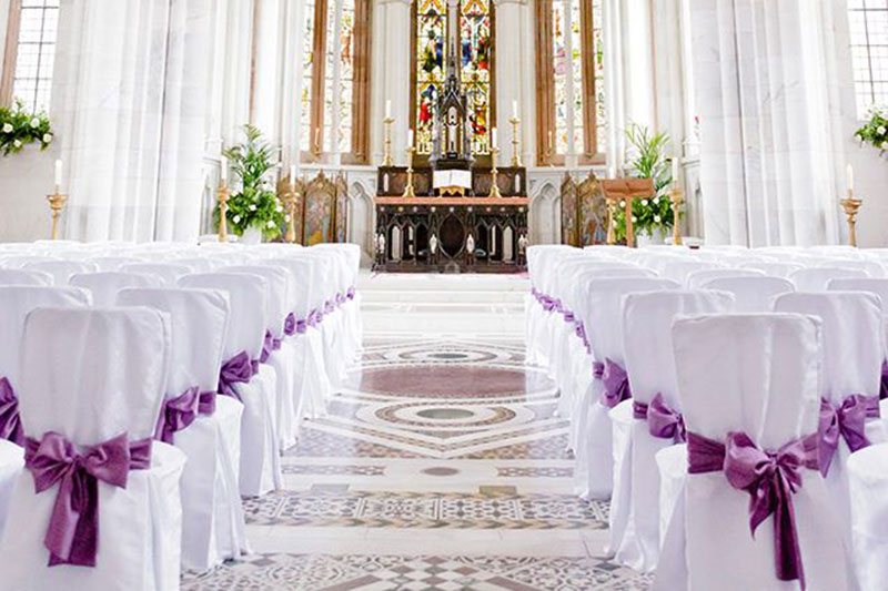 Mount Stuart Ceremony, Wedding Venues Scotland