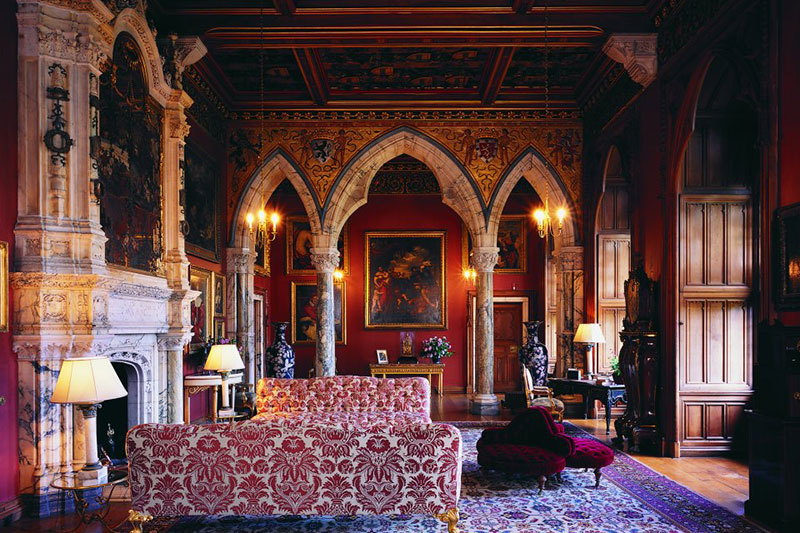 Mount Stuart Setting, Wedding Venues Scotland
