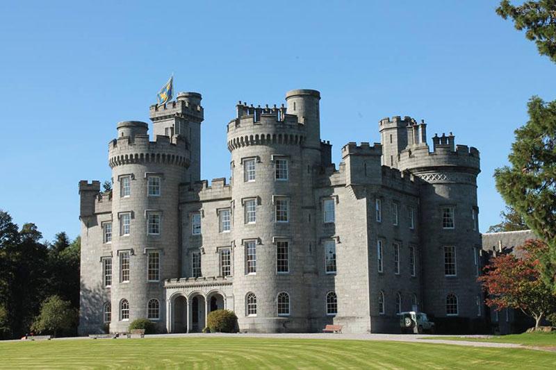 Cluny Castle Wedding Venues Scotland