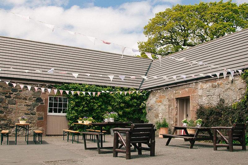 Dalduff Farm 10 Reasons To Choose This Scottish Wedding Venue