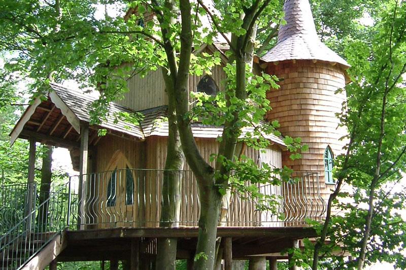 Fernie Castle Treehouse Suite Wedding Venues Scotland