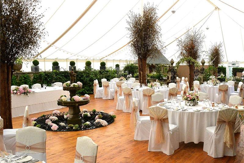 Innes House Reception Wedding Venues Scotland