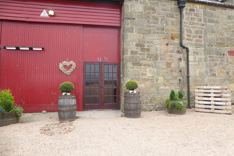 Kinkell Byre: 10 Reasons To Choose This Scottish Wedding Venue
