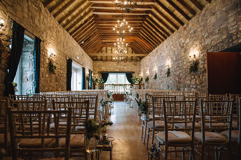 The Barn At Harburn: 10 Reasons To Choose This Wedding Venue