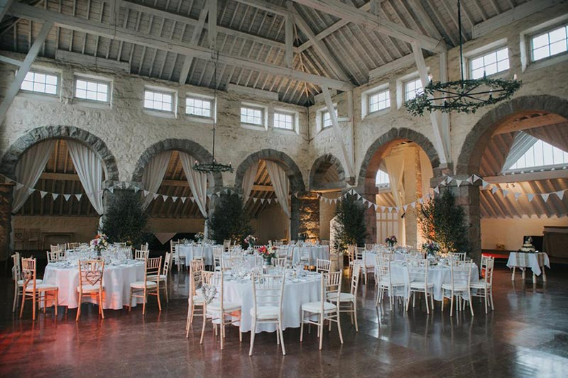 Coo cathedral 10 reasons to choose this scottish wedding venue coo cathedral reception wedding venues scotland solutioingenieria Gallery