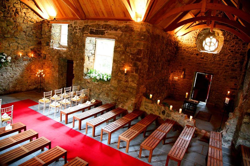 Glencorse House, Glencorse Old Kirk, Setting, Wedding Venues Scotland