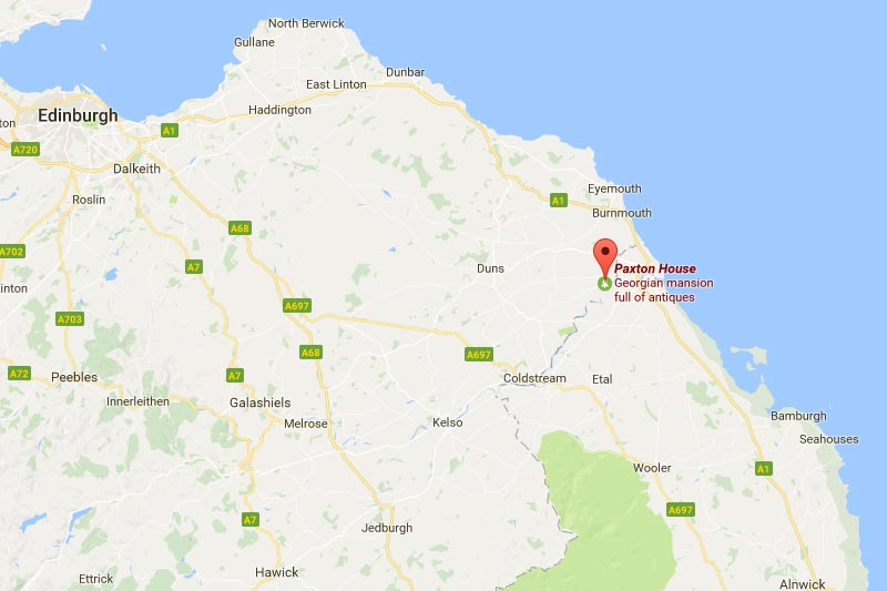 Paxton House Location Wedding Venues Scottish Borders