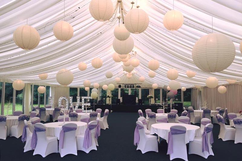 The Parsonage Reception Wedding Venues Scotland
