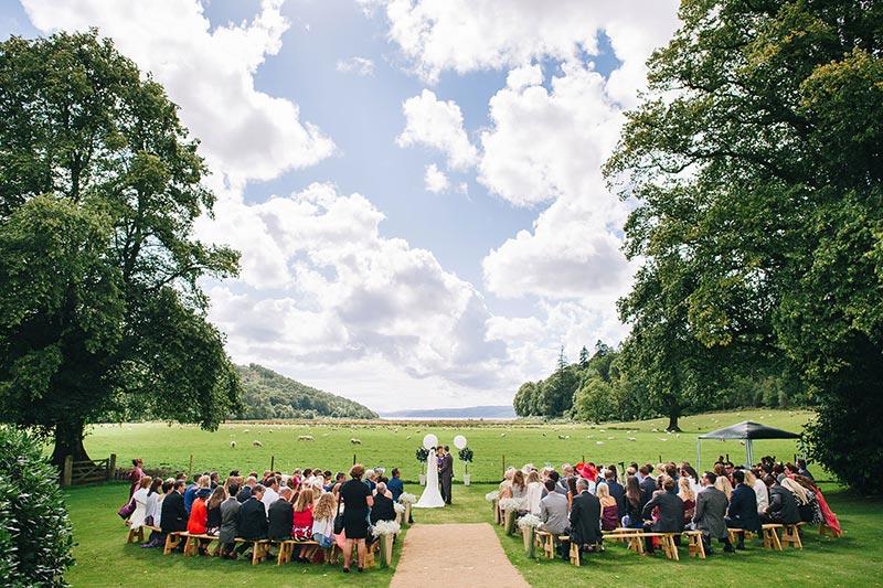 Castle lachlan 10 reasons to choose this scottish wedding venue castle lachlan ceremony wedding venues scotland solutioingenieria Images