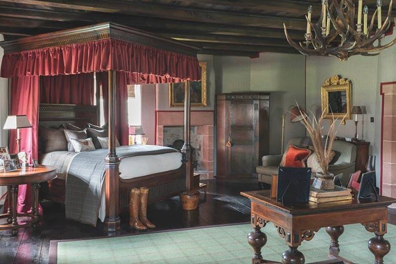 Forter Castle Accommodation, Wedding Venues Scotland