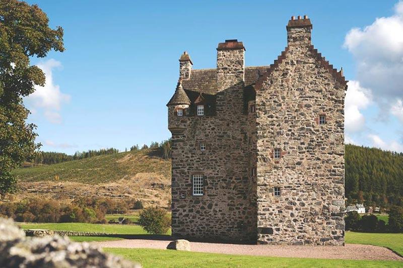 Forter Castle Conclusion, Wedding Venues Scotland