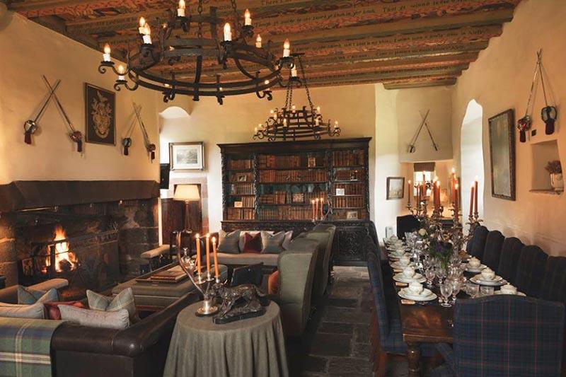 Forter Castle Reception, Wedding Venues Scotland