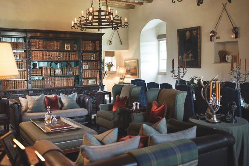 Forter Castle Setting, Wedding Venues Scotland