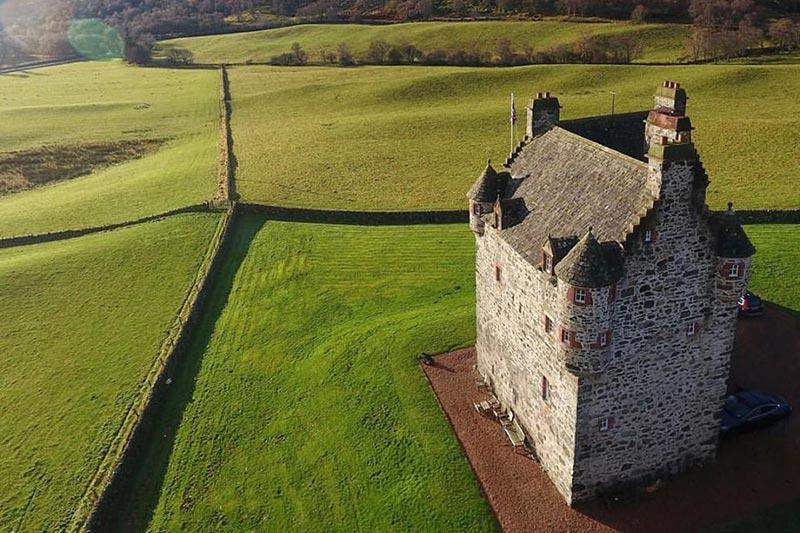 Forter Castle Tower, Wedding Venues Scotland