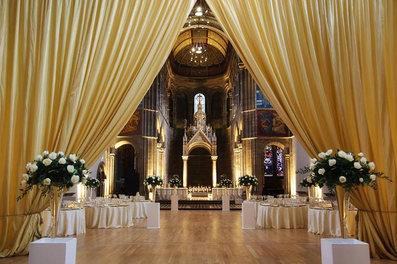 Mansfield Traquair Conclusion, Wedding Venues Scotland