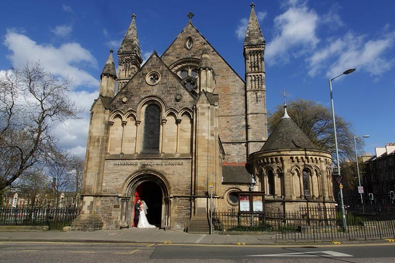 Mansfield Traquair, Wedding Venues Scotland