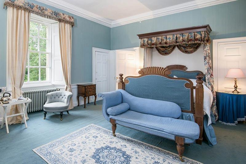 Traquair House Accommodation, Wedding Venues Scotland