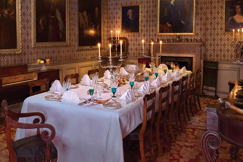 Traquair House Catering, Wedding Venues Scotland