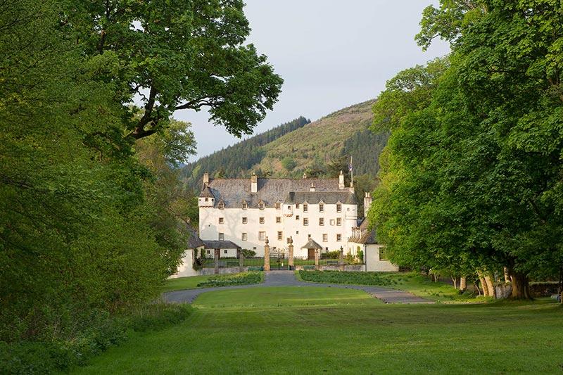 Traquair House Conclusion, Wedding Venues Scotland