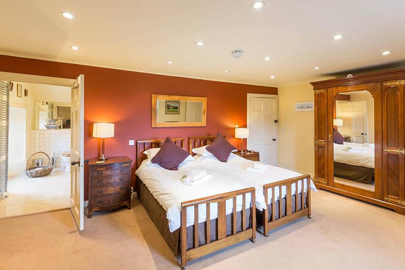 Carphin House Accommodation, Wedding Venues Scotland