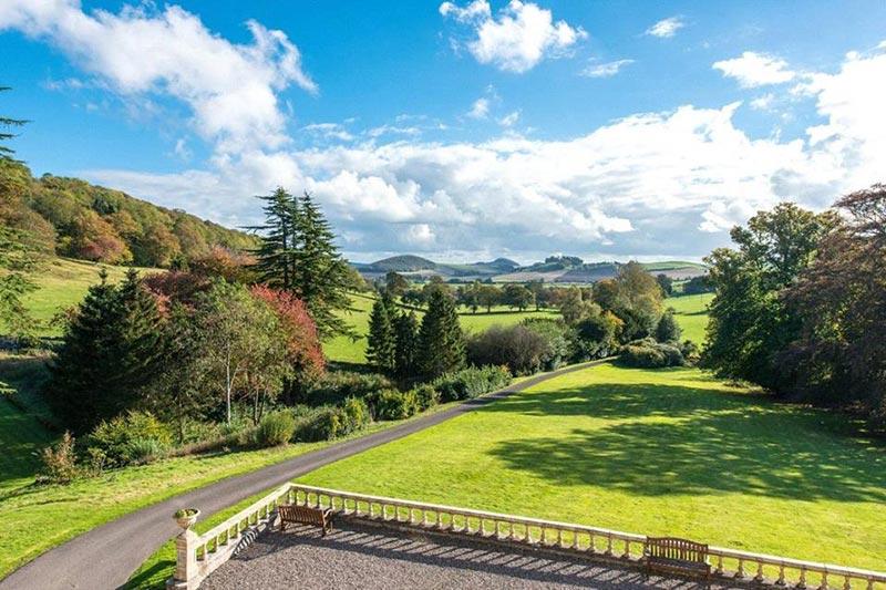 Carphin House Conclusion, Wedding Venues Scotland