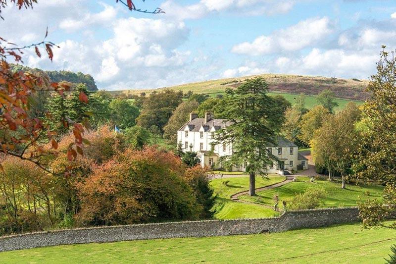 Carphin House Mansion, Wedding Venues Scotland