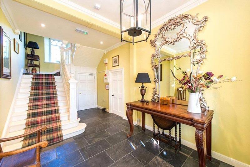 Carphin House Setting, Wedding Venues Scotland
