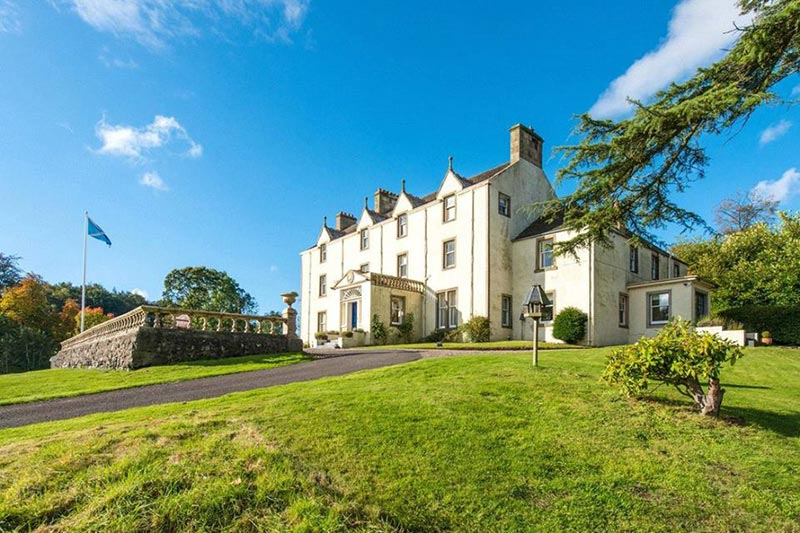 Carphin House 10 Reasons To Choose This Scottish Wedding Venue